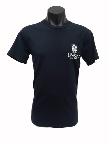 UNSW Men's Staple Tee - Navy