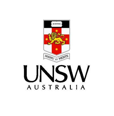 UNSW Temporary Tattoo 45mmx45mm