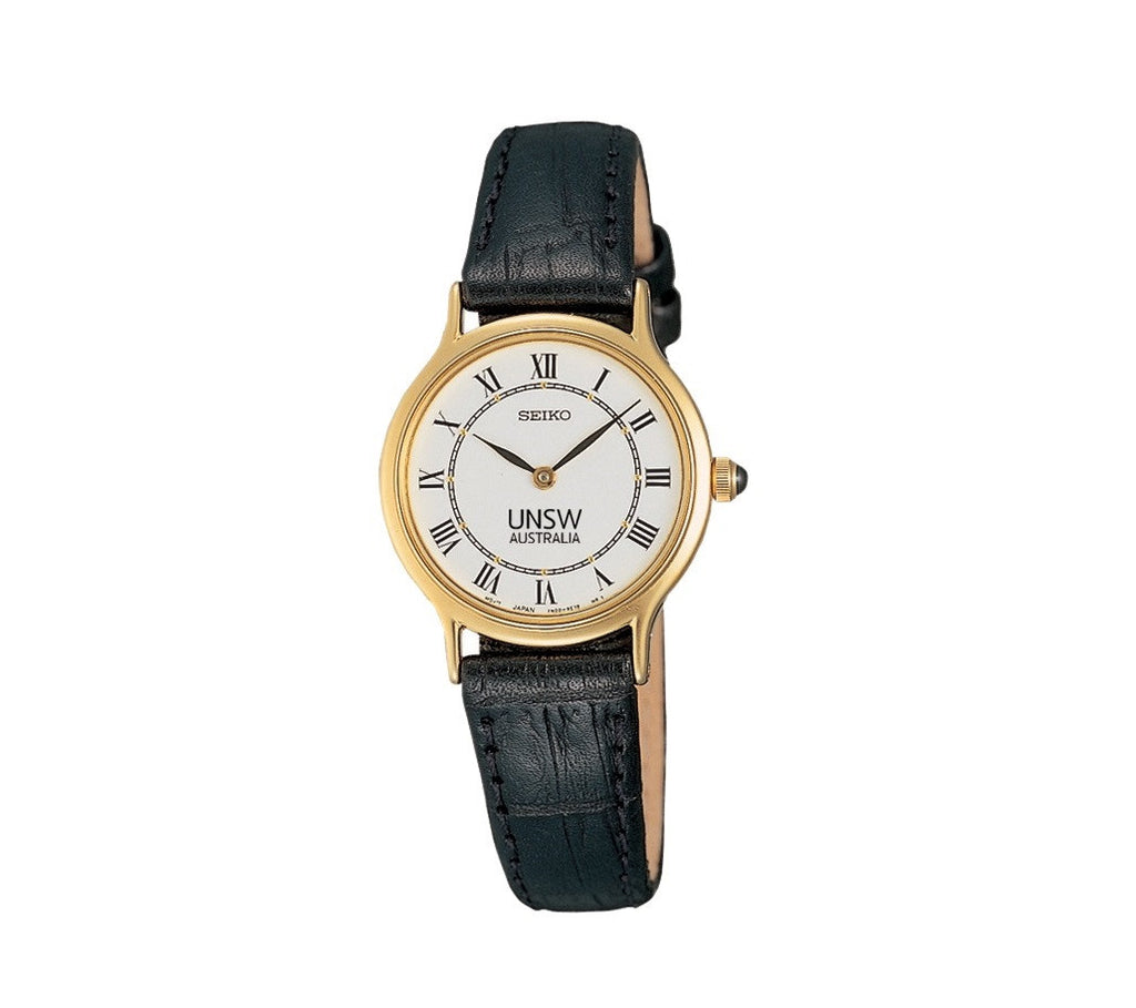UNSW Women's Seiko 25.7mm Watch