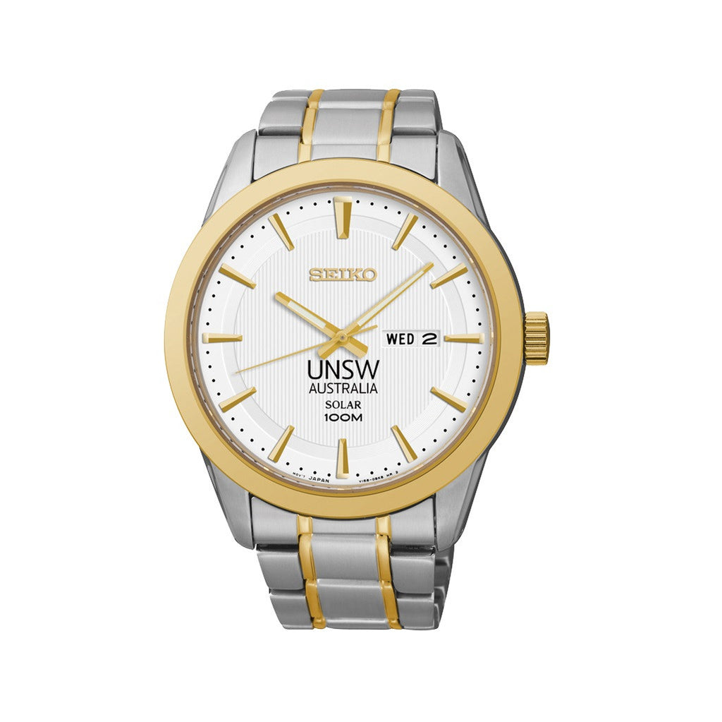 UNSW Men's Seiko 43mm Watch