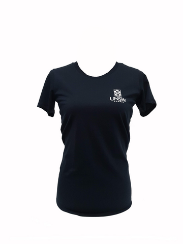 UNSW Women's Wafer Tee - Navy