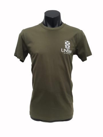 UNSW Men's Staple Tee - Army
