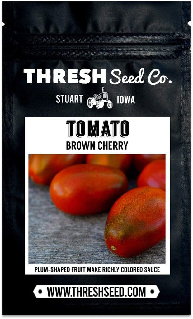 Brown Cherry Tomato Seeds