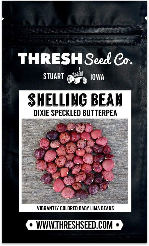 Dixie Speckled Butterpea Seeds