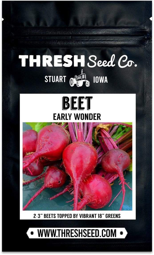 Early Wonder Beet Seeds