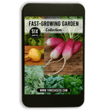 Fast-Growing Garden Collection Seeds