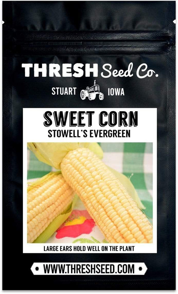Stowell's Evergreen Sweet Corn Seeds