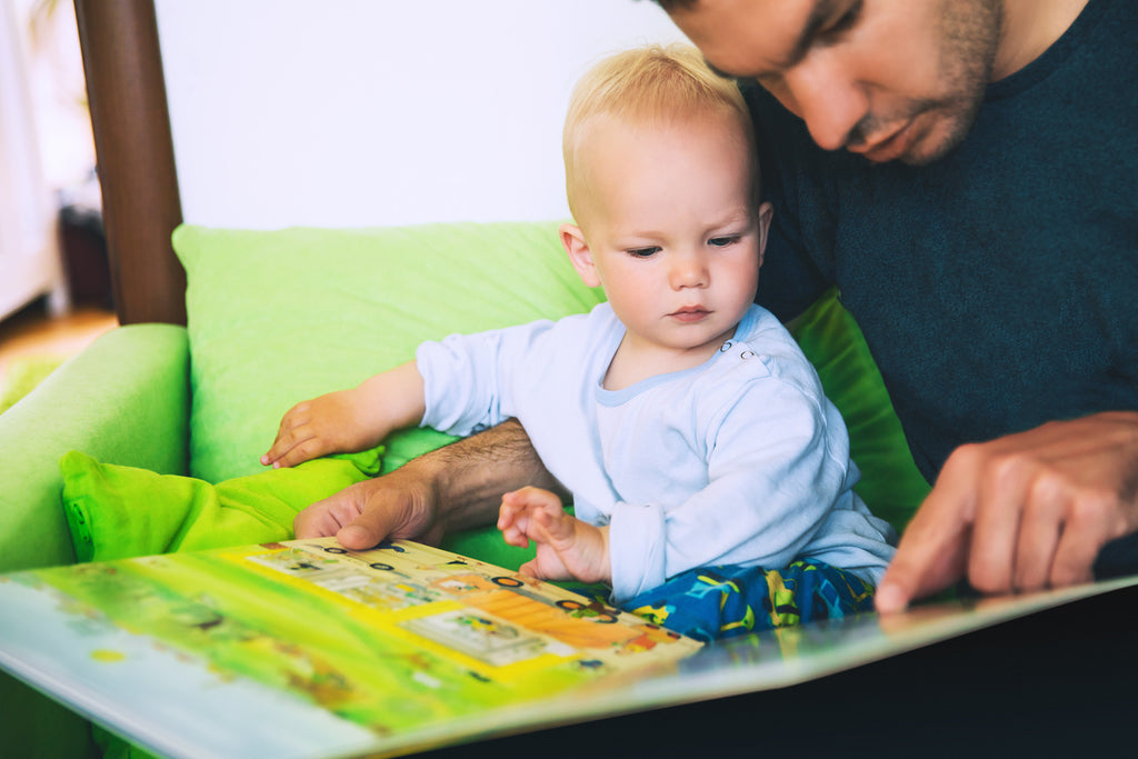 10 Best Baby Books For New Parents