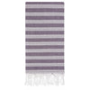 Cacala Simav Pestemal Towel Purple