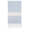 Cacala Elmas Turkish Towel Babyblue