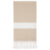 Cacala Elmas Turkish Towel Beige