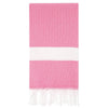 Cacala Elmas Turkish Towel Darkpink