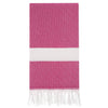 Cacala Elmas Turkish Towel Fushia