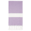 Cacala Elmas Turkish Towel Lilac