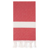 Cacala Elmas Turkish Towel Red