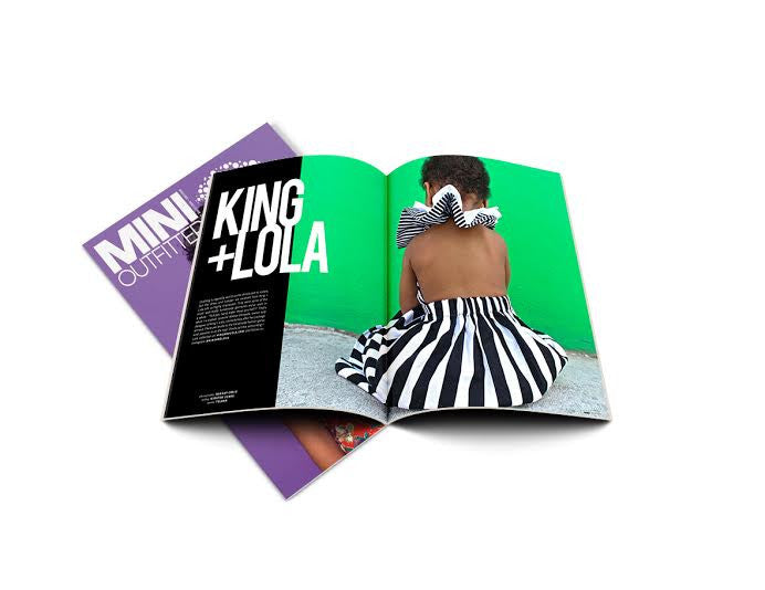 King + Lola Kids featured in Mini Outfitter