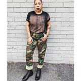Adult Unisex Camouflage Field Pants