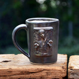 Star Wars Handmade Mug- Han Solo Carbonite