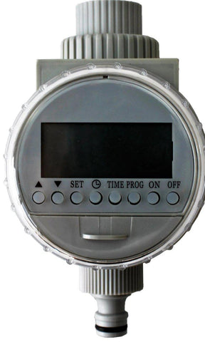 Digital Single Tap Timer Solar