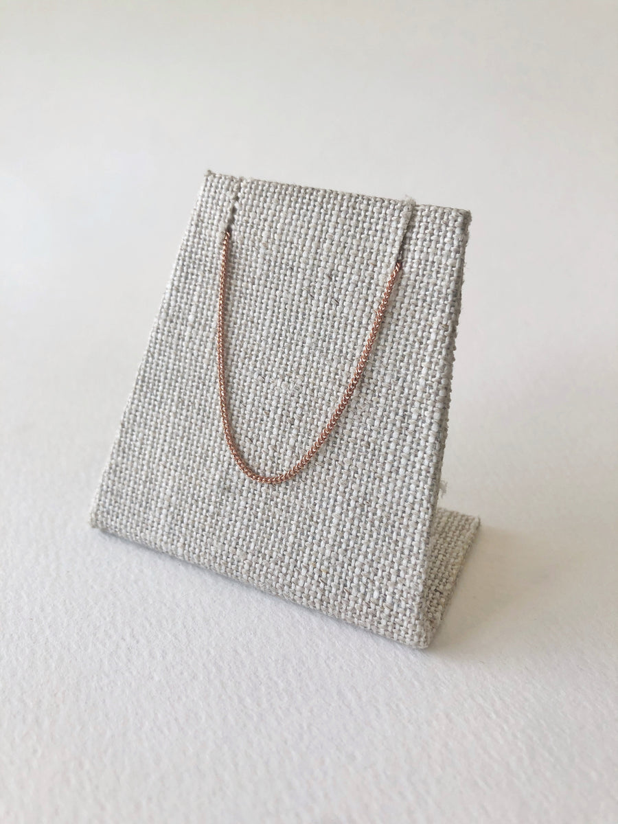 Necklace Chain - Rose Gold Plated