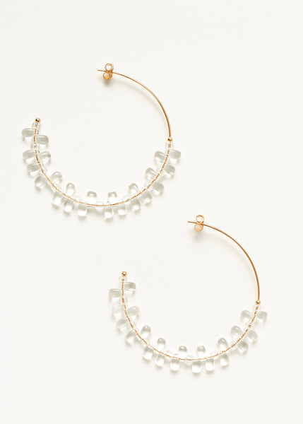 Illumination Earrings - Gold