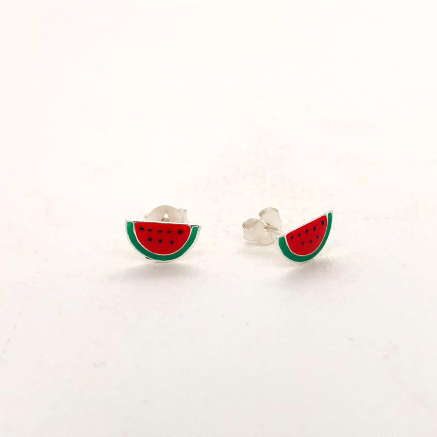 Little Watermelon studs