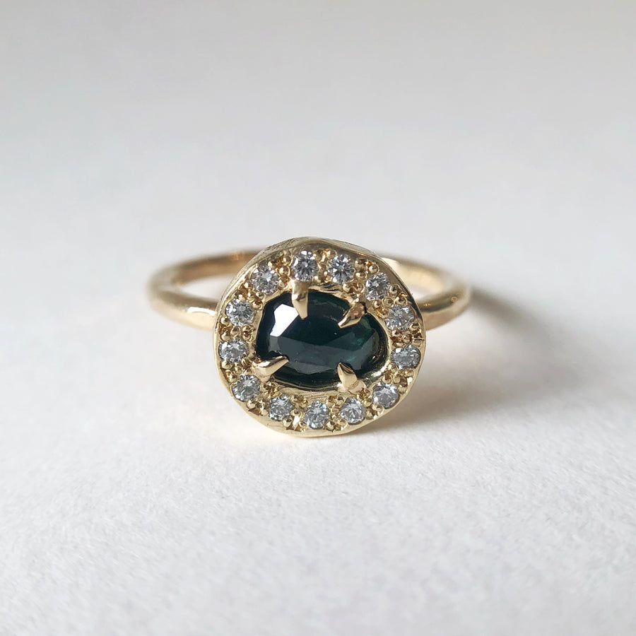 Nicolette IV Ring - Yellow Gold