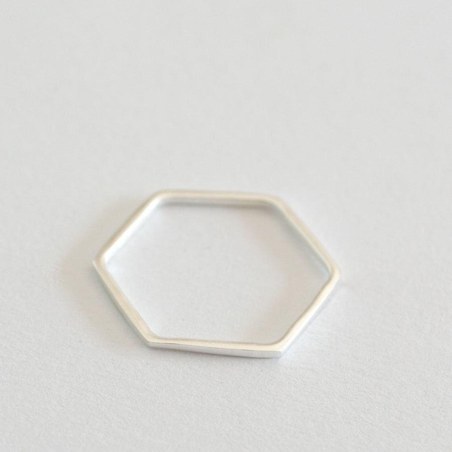 Everyday Hex Ring