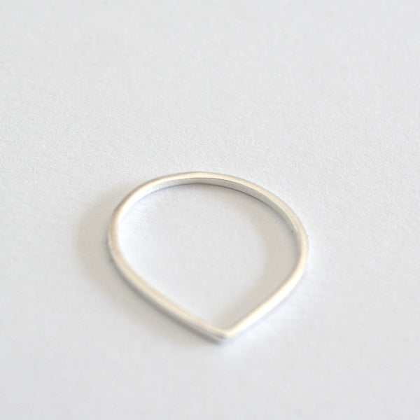 Everyday Tear Drop Ring