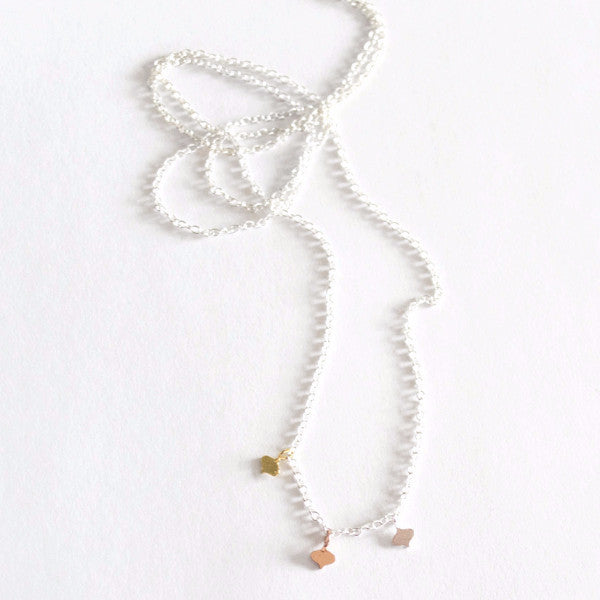 Ogee Charm Necklace