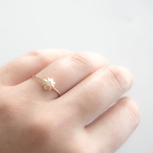 Petite Royal Ring - Silver