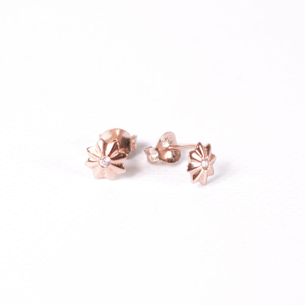 Petite Royal Stars - Rose Gold
