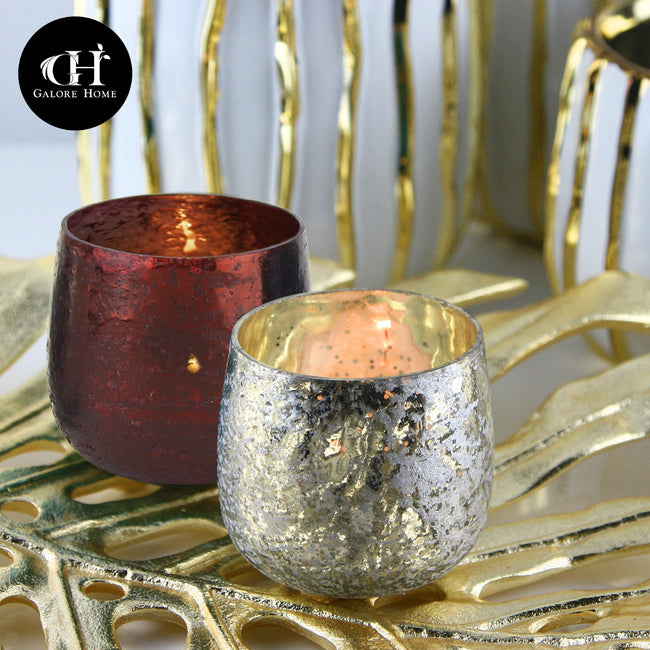 Glass Candle Holder Sets