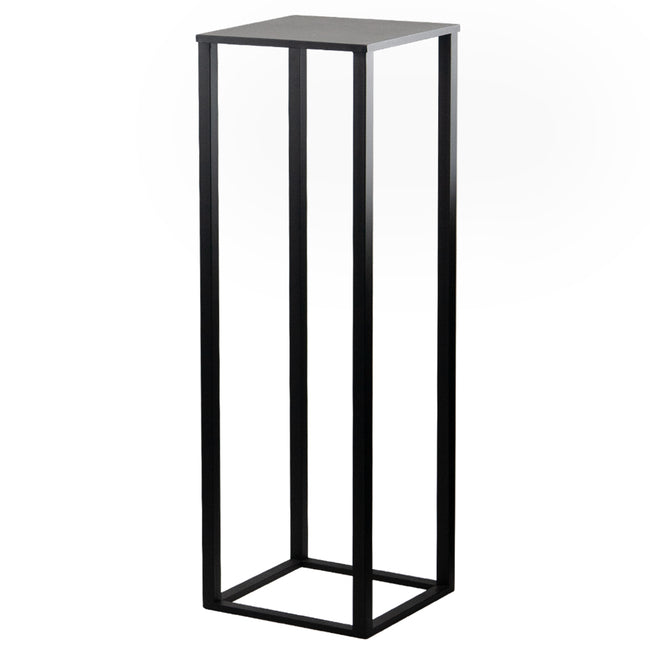 Metal Pedestal Stand Set