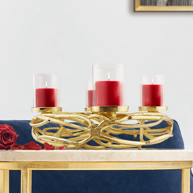 Nest Multi-Candle Holder