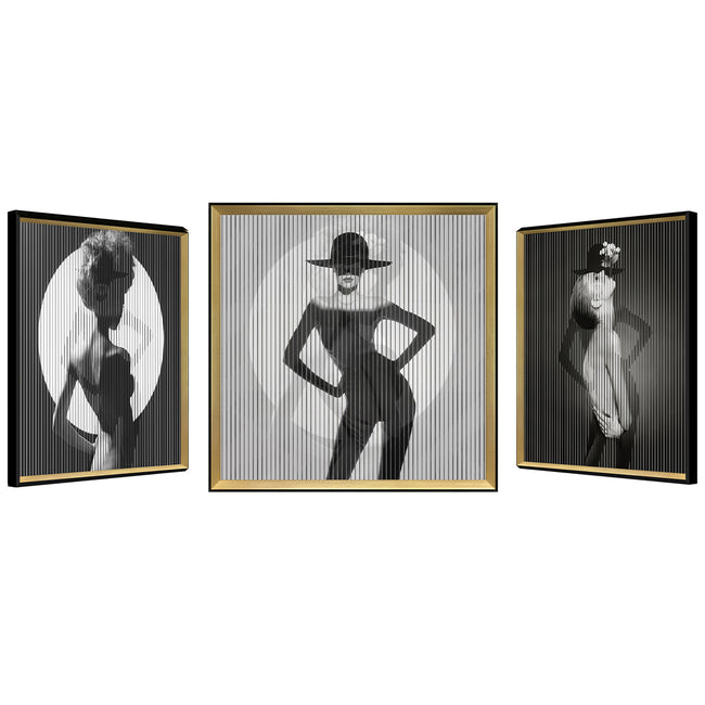 Kinetic Wall Art / Wall Decor - Style Icon