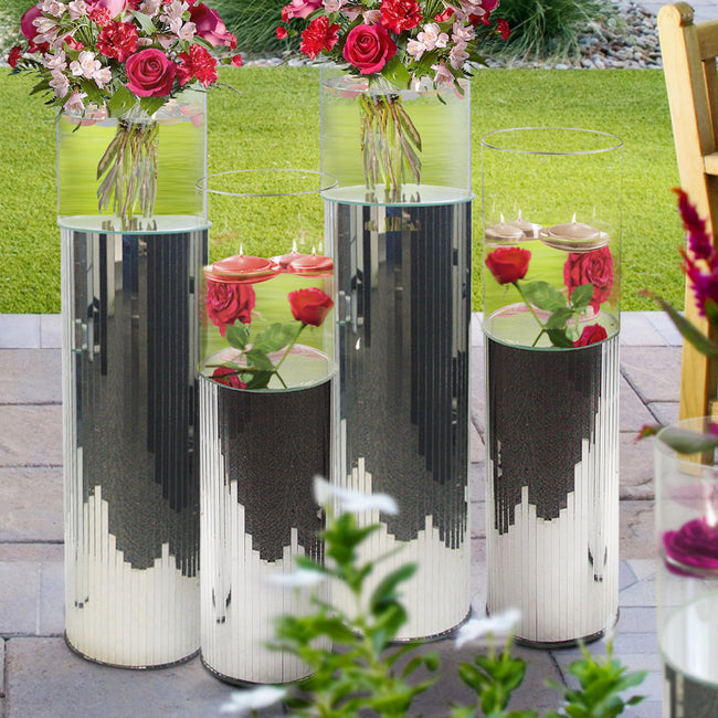 Floating Candles Display Column / Pedestal