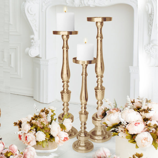 Megara Pillar Candle stands
