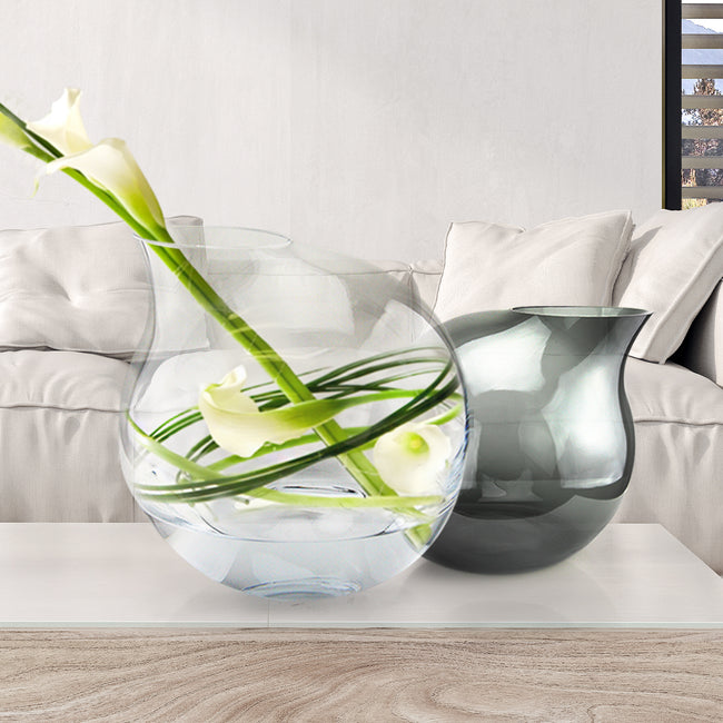 European Monaco Glass Vase