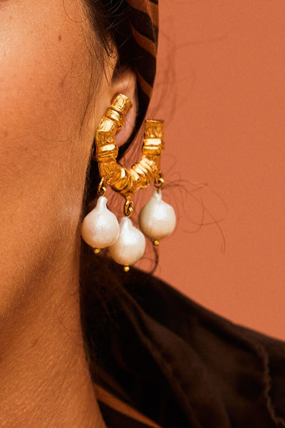 OUR FAVOURITE STATEMENT EARRINGS