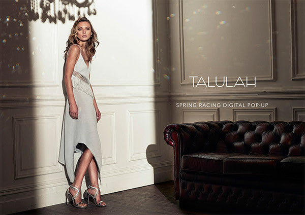 Launching Soon - The TALULAH Spring Racing Pop-Up Store