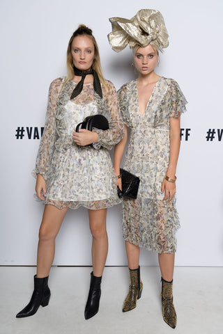 MODELS OF THE RUNWAY: VAMFF 2018