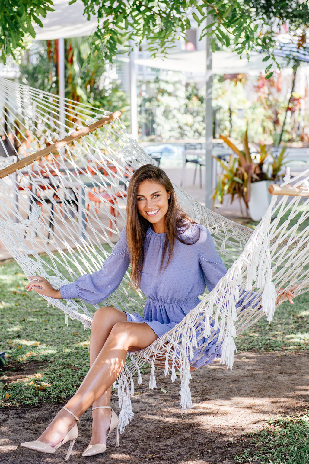 Steph Rayner for Talulah On Tour with QT Hotels