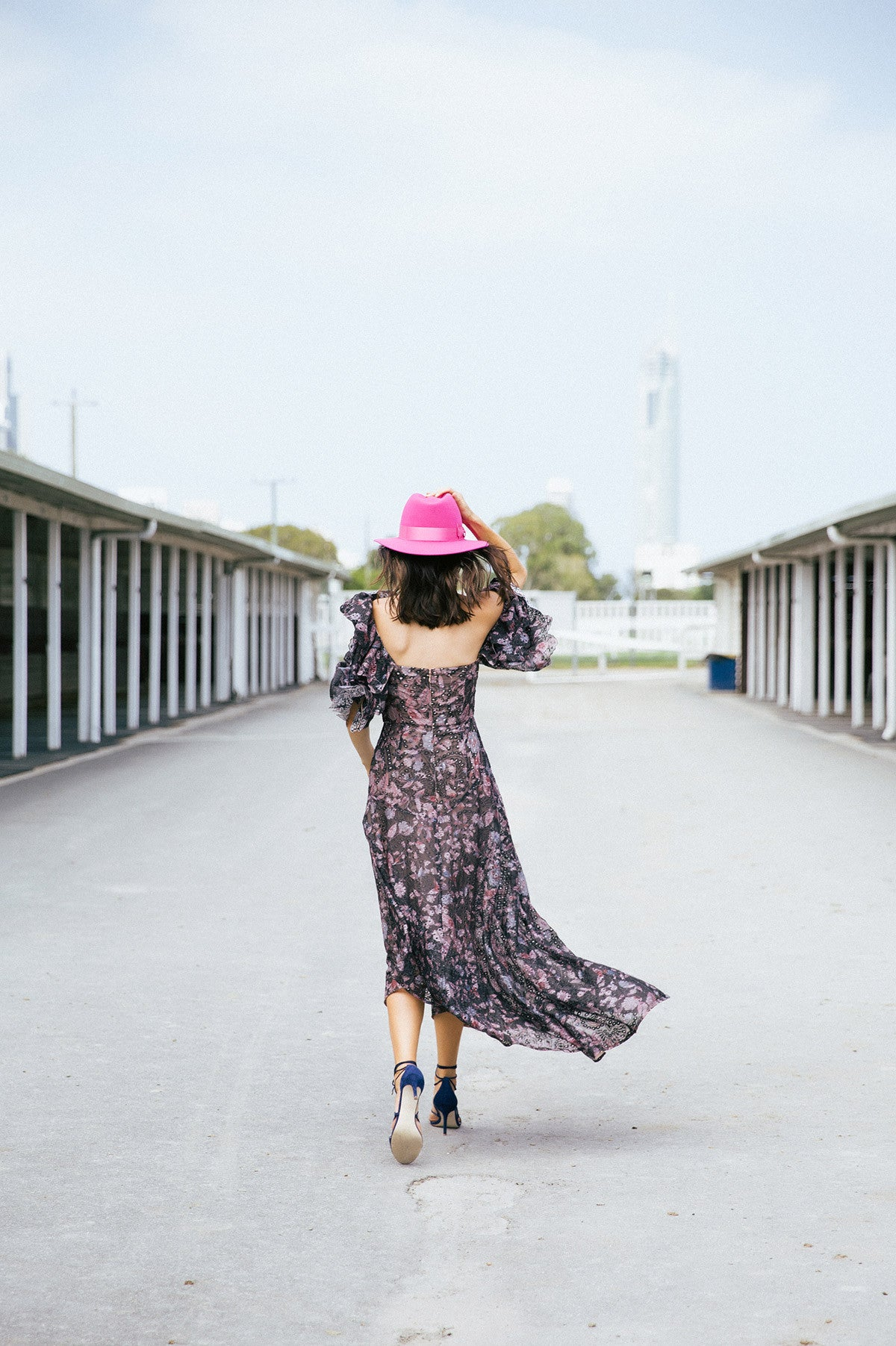 Autumn Racing Style Guide with La Maison Talulah