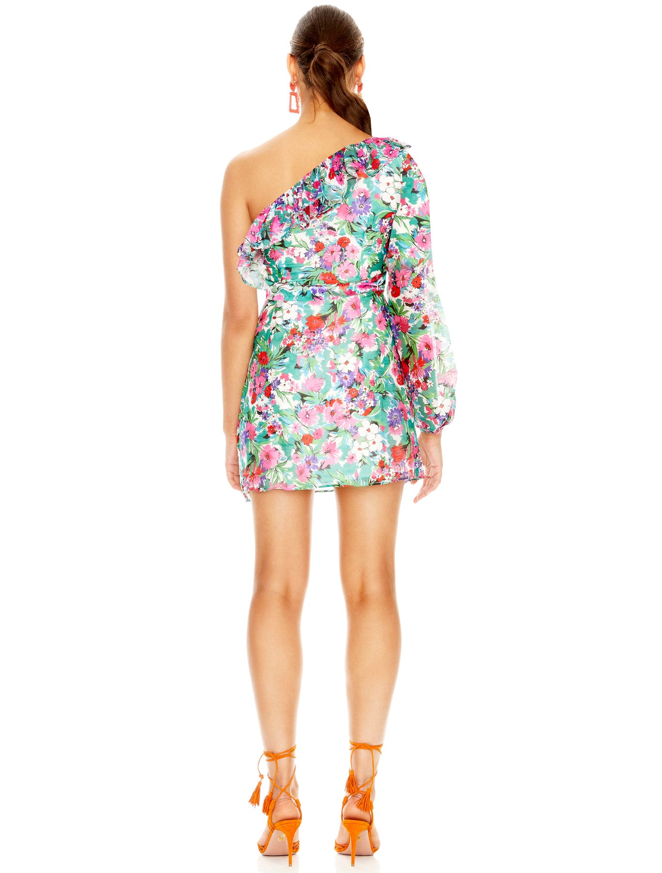 BETTER TOGETHER MINI DRESS