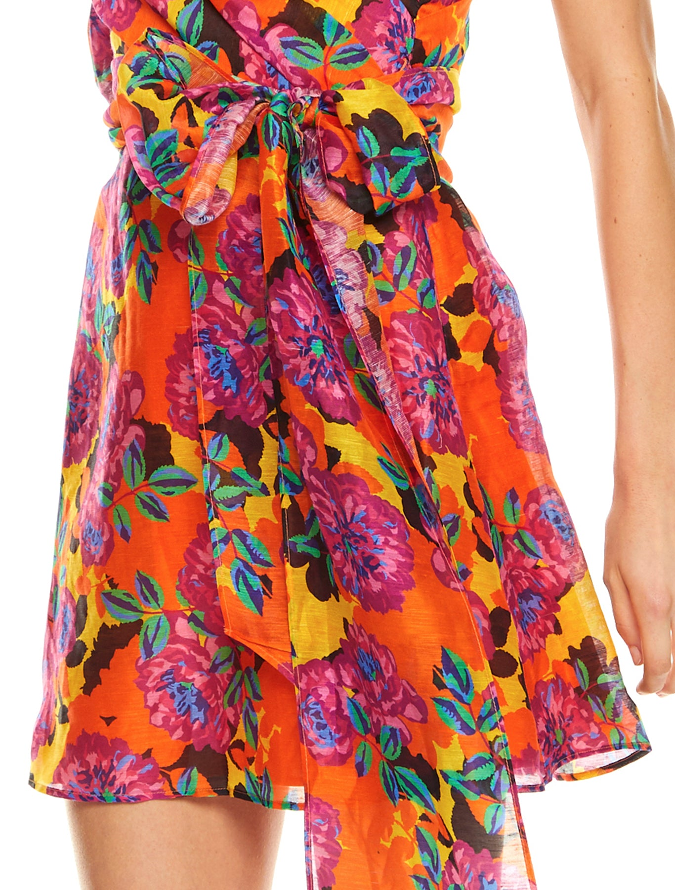 BLOSSOM MINI DRESS