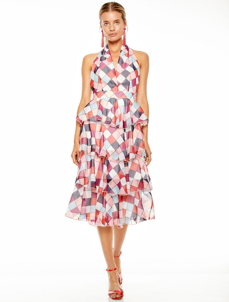 SWEET SAYINGS MIDI DRESS
