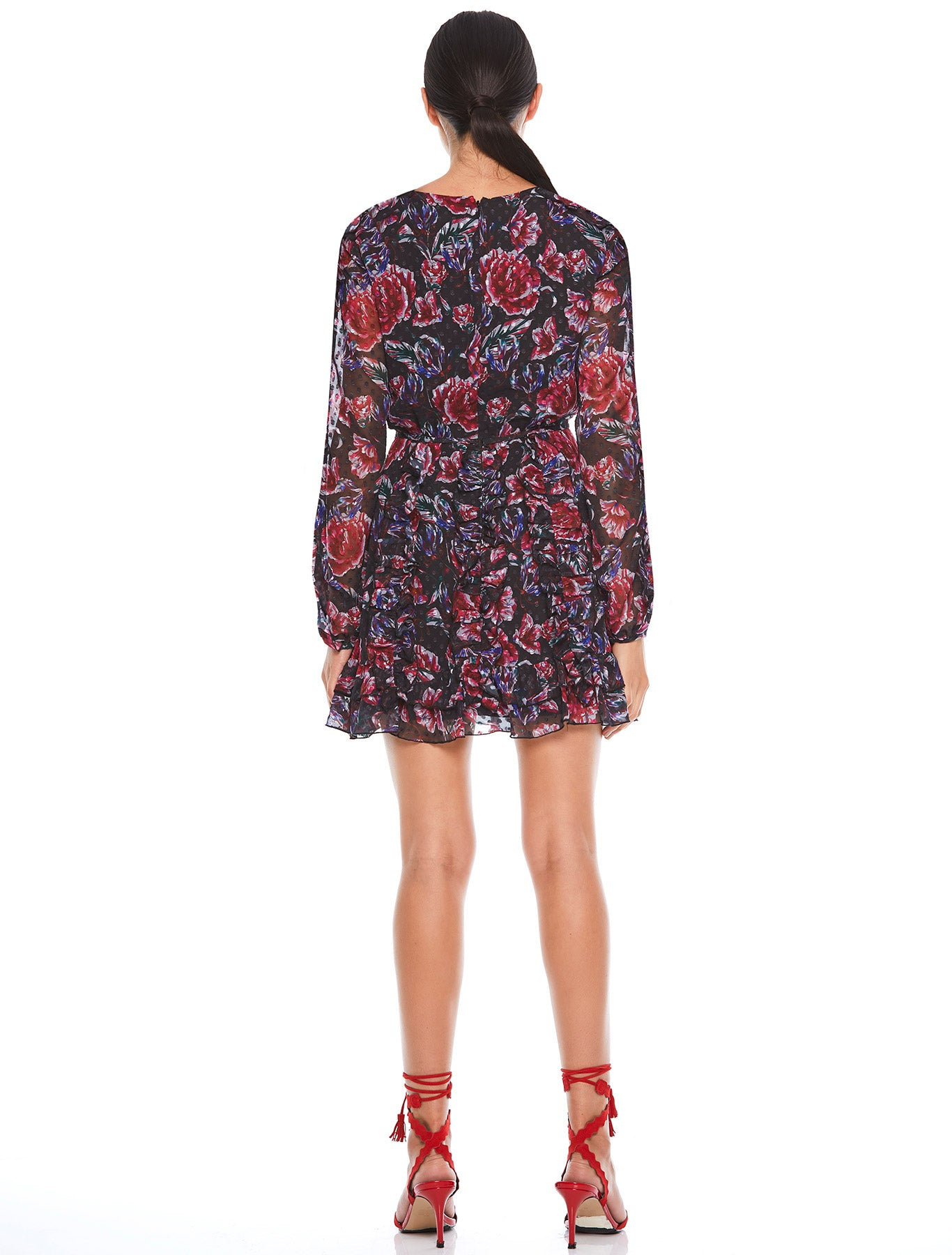 ARDOUR L/S MINI DRESS