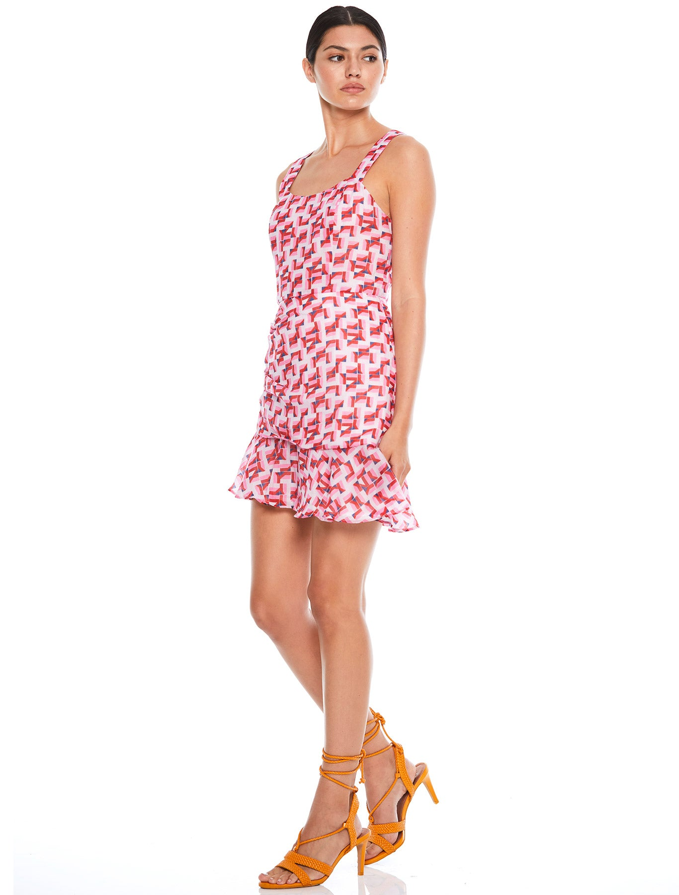 SWEET SOL MINI DRESS
