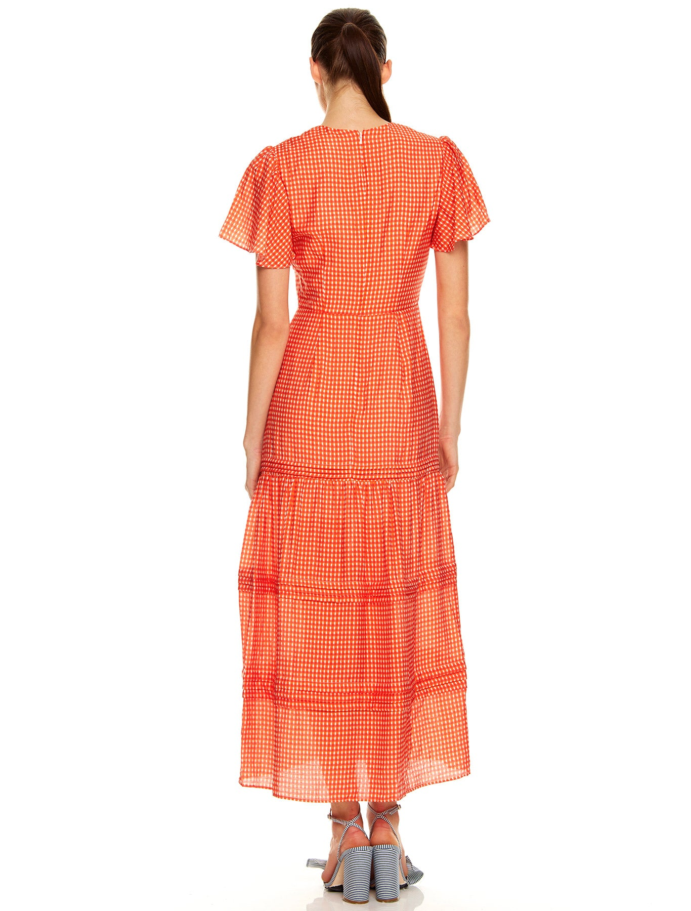HONEY HUE MIDI DRESS